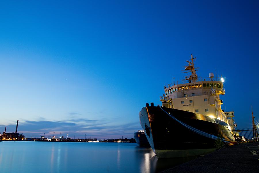 Night Ship | PPUK