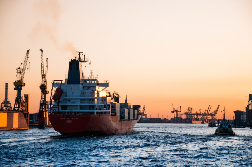 Container Ship 2 | PPUK